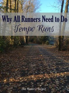 Want to run faster at any race distance? Learn why all runners need this run and add tempo runs into your training with one of three effective workouts.