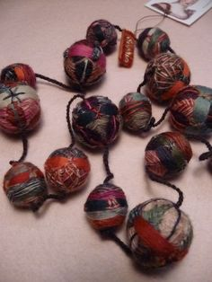 Sophie Digard`s necklace- balls