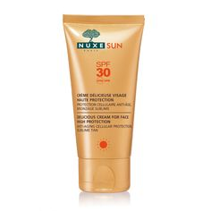 NUXE SUN Delicious Cream for Face - High Protection SPF30 50ml - feelunique.com