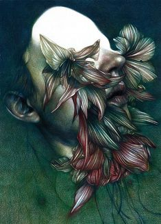 The Feathered Fog by Marco Mazzoni
