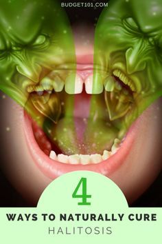 Bad breath, or halitosis, is a very common problem for many adults. Aside from that fact that halitosis can be Dental Health, Oral Health, Health Facts, Dental Care, Health Tips, Health Care, How To Treat Bloating, Chronic Bad Breath, Getting Rid Of Gas