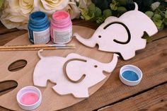 Ξύλινο Ελεφαντάκι 18cm WC4-0330-01  Χρησιμοποιήστε το ελεφαντάκι για να δημιουργήσετε πρωτότυπες μπομπονιέρες ή διάφορες χειροτεχνίες,για να στολίσετε τη λαμπάδα και το κουτί της βάπτισης, το τραπέζι των ευχών και το candy buffet. Sugar, Cookies, Desserts, Food, Crack Crackers, Postres, Biscuits, Deserts, Hoods