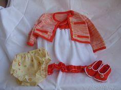 vestito cotone maglia bimba, by maglieria magica, 28,00 € su misshobby.com