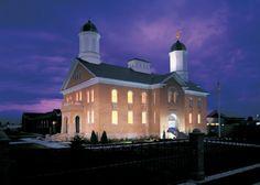 Vernal UT LDS Temple #MormonLink #LDSTemples