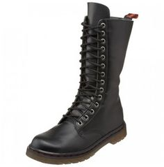 Demonia Disorder 14 Eyelet Vegan Boots Also vegan inspired, www.facebook.com/carbology tuck in. #carbology
