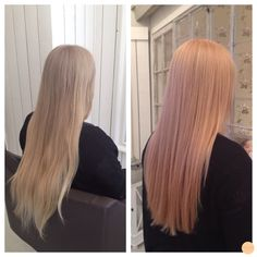 Blond Rose, Brown Blonde Hair, Dark Hair, Blue Hair, Light Pink Hair, Blonde Honey, Honey Balayage, Peach Hair Colors, Strawberry Blonde Hair Color