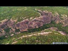 Caatinga: Imagens incríveis da caatinga feitas de um balão - YouTube
