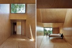 the karri loop house by morq wraps around three indigenous trees