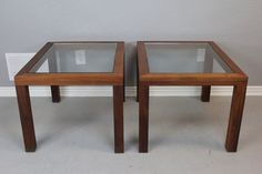 Danish End Tables