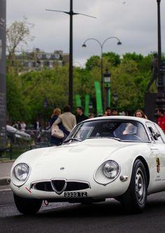 Alfa Romeo TZ1 Zagato Coupé 1963