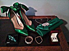 My wedding accessories!