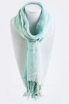 Mintylicious Ombre Scarf