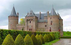 Muiderslot Castle, Muiden, Amsterdam | The Netherlands