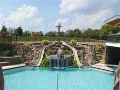 Custom tropical Pool Designs for million dollars - Bing Images