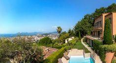 Изумительная провансальская вилла с видом на море | Riviera-dreams.com