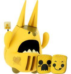 Designer Resin Toy, designer toy, vinyl toy, urban vinyl, Peskimo