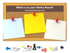 What is on your HACCP food safety notice board?