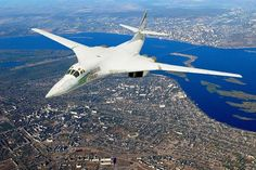 Tupolev White Swan Nato name Blackjack - Russian Air Force Ac 130, Russian Fighter, Warsaw Pact, Rc Remote, Russian Air Force, Military Aircraft, Armed Forces, Airplane View, Fighter Jets