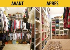 18 Ideas para organizar tu VirgoCasa o tu VirgoCueva Closet Organisation, Home Organization Hacks, Kitchen Organization, Organizar Closet, Lampe Retro, Fabric Drawers, Ideas Para Organizar, Declutter Your Home, Buy Fabric