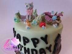 Birthday Cakes - k-cakes Kitty Cake Pet Cake Cat Cake Cupcake Cakes, Cupcakes, Kitty Cake, Sugar Paste, Birthday Cakes, Fondant, Miniatures, Cat, Facebook