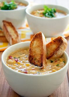 I have been in full blown soup mode the past couple weeks. I think part of it is because it's finally starting to cool down in Los Angeles (we just got our first rain in what felt like ten years over the weekend!!!). Plus it's the time of year when you're hanging out with family ...