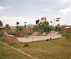 Kitintale Skate Park in Uganda – Photography by Yann Gross