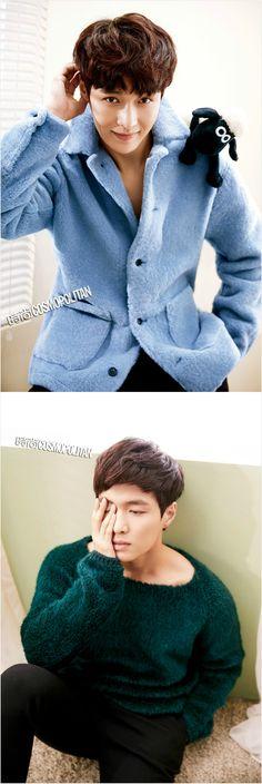 Lay EXO Cosmopolitan