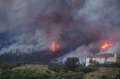 Waldo Canyon Fire 2012 Photos: Pictures Of The Most Destructive Wildfire In Colorado History, Now 100 Percent Contained (PHOTOS)