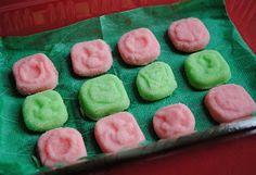 Easy Butter Mints