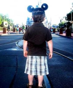 Disney World with a toddler or child... Great Advice even for Grandparents!