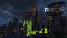 The Slime Manor! : Minecraft