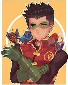 Batman Robin, Robin Comics, Dc Comics Art, Marvel Dc Comics, Batman Arkham, Batman Art, Jason Todd, Nightwing, Batgirl
