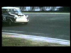 John Rhodes Mini Cooper S driving style