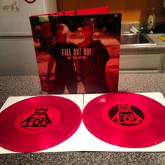 Fall Out Boy - Save Rock and Roll (Vinyl Record) !!!!!!!!!