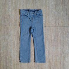 Genuine kids from oshkosh blue pants jeans.. size 3y,4y.. harga 115ribu