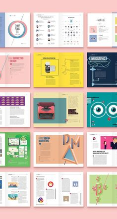 Editorial Design Showcase and discover creative work on the world's leading online platform for crea Web Design, Graphic Design Layouts, Book Design Layout, Print Layout, Graphic Design Portfolios, Creative Design, Mise En Page Portfolio, Portfolio Book, Portfolio Design