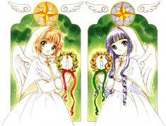 CLAMP, Madhouse, Card Captor Sakura, Cardcaptor Sakura Memorial Book, Tomoyo Daidouji