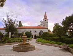 The Island of St. Andrew. Rovinj, Istria, Croatia.