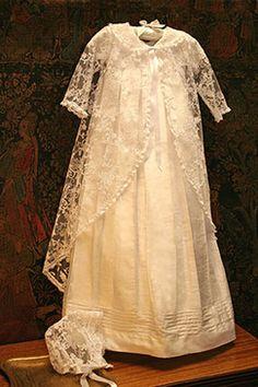 Renaissance Christening Gown