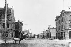Image result for 17th ave sw calgary historic archive photo