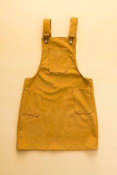 DIY: overall dress