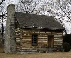 Cabins on pinterest log cabins cabin and little cabin for Primitive cabins for sale