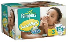 $1.50 off ONE Pampers Swaddlers Diapers http://azfreebies.net/1-50-one-pampers-swaddlers-diapers/