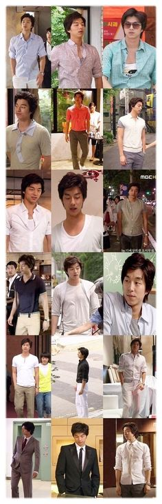 Yeah, if I wasn't married I would be all over this man. Hell, I'm sure N would understand! (Gong Yoo)