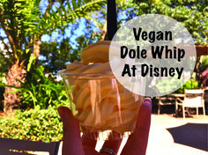 Disney's Dole Whip – Is It Vegan?