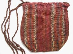Pre-Columbian textiles #1712 by cyberrug