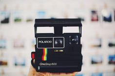 Polaroid Wall of Fame