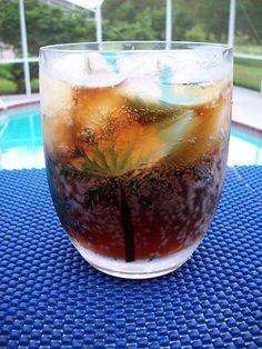Chewbacca - Captain Morgan & root beer