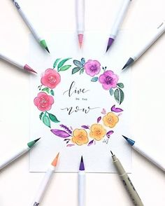 We love this Tuesday reminder by @inkedbymishaim . What mantras do you try to live by? We'd love to hear your thoughts below . . Featuring MozArt Brush Pens (Available on Amazon!) . . #MozArtSupplies #typography #ink #inspo #watercolor #drawing #painting #illustration #drawingoftheday #instadaily #sketching #lettering #calligraphy #floral #floralwreath #artists #artwork #script #handlettering #letters #art #instadrawing #quote #calligraphyoftheday #watercolorpainting #calligraphyart #illust