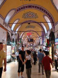 Grand Bazaar (Kapali Carsisi)